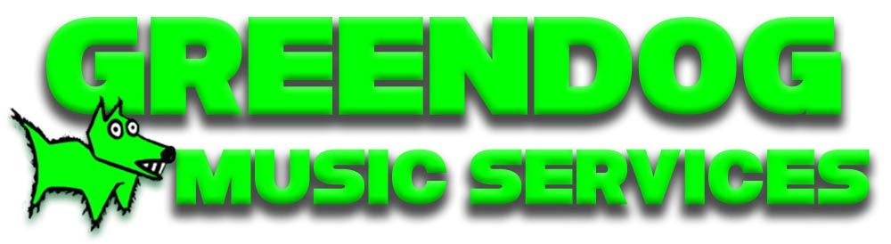 greendog music services